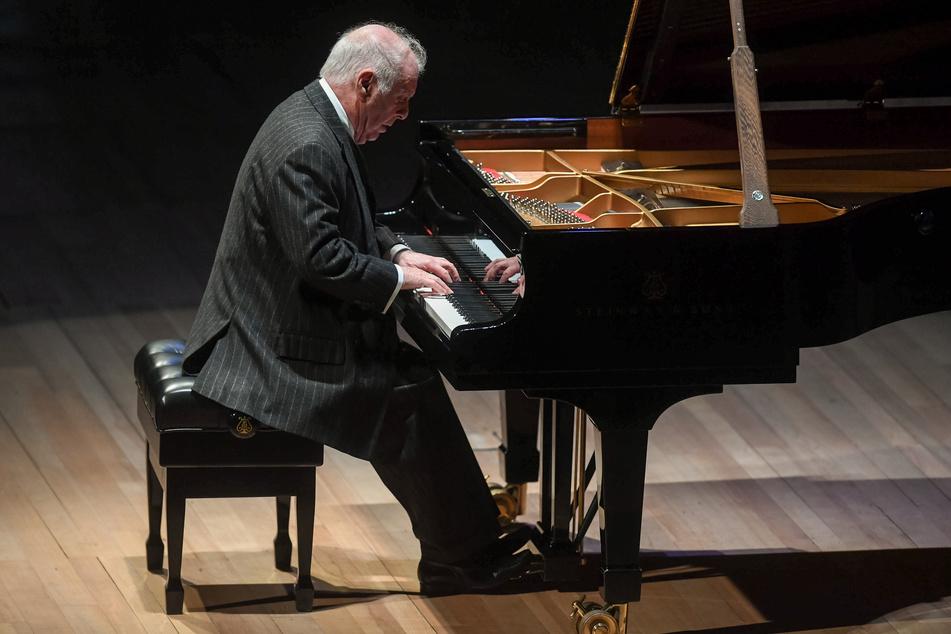 """Der Dirigent Daniel Barenboim (78) im Juli 2019 während des """"Festival Barenboim"""" in Buenos Aires."""