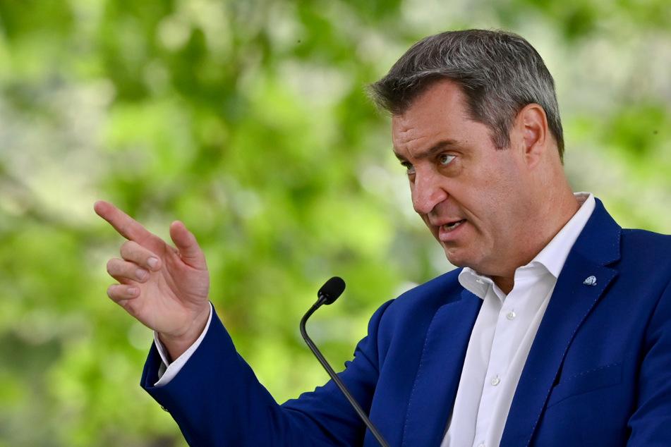 Markus Söder (54, CSU), Ministerpräsident von Bayern, hat sich maßgeblich für die Testpflicht für Reiserückkehrer eingesetzt.