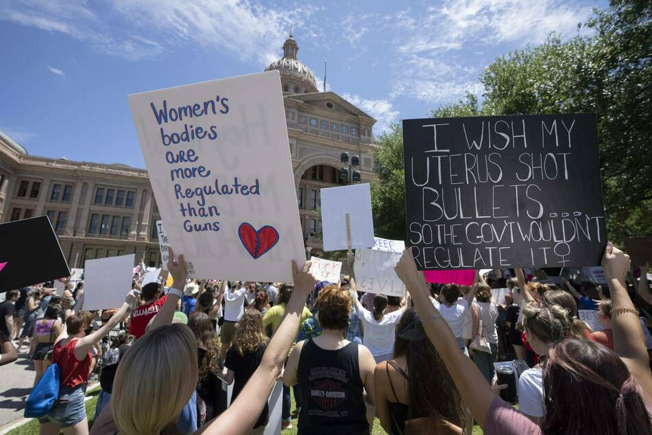 Texas abortion ban takes effect as US Supreme Court declines to act