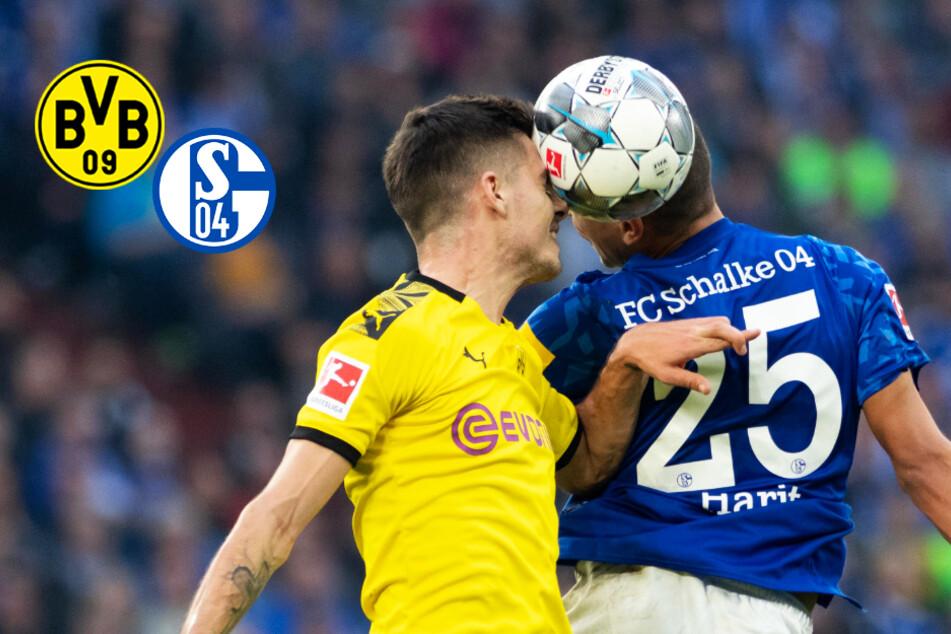 BVB hat im Geister-Revierderby gegen Schalke einiges wiedergutzumachen!