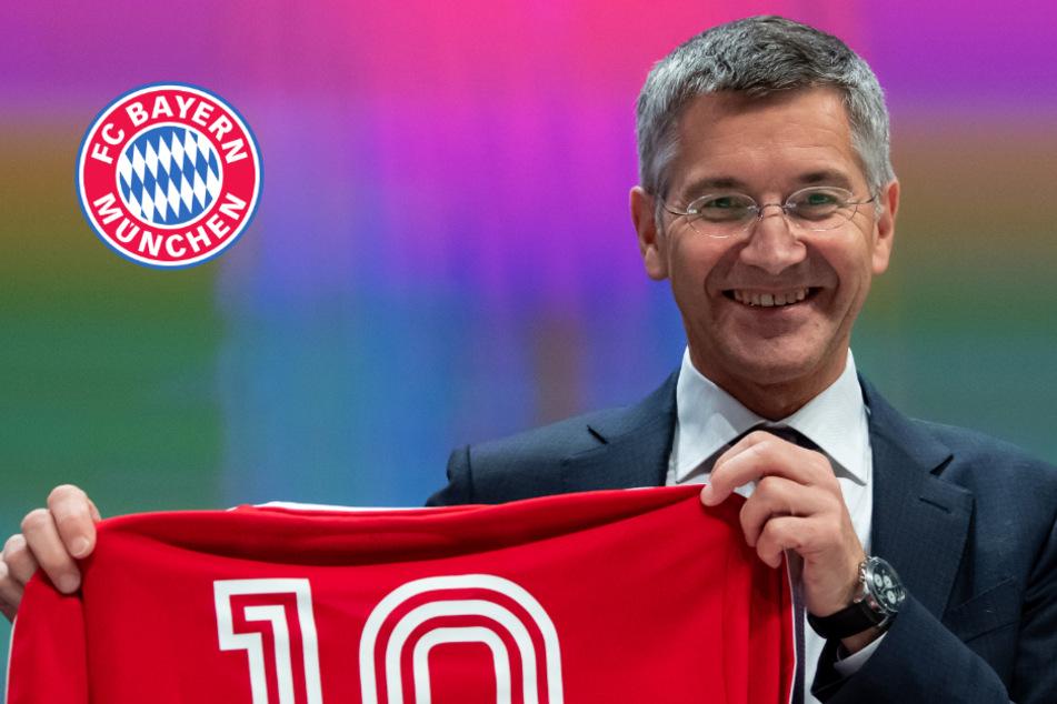 FC Bayern: Hainer spricht über Star-Trio und teuere Transfers im Corona-Sommer