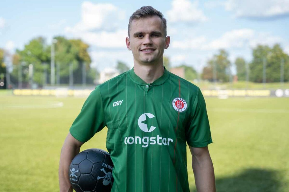 Sören Ahlers (23) komplettiert beim FC St. Pauli das Torwart-Quartett.