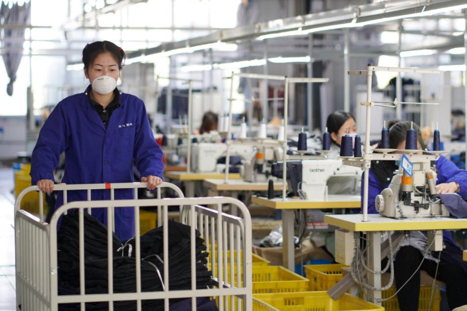 Seit Ende Januar sind mehr als die Hälfte der rund 150 Verkaufspunkte von Hugo Boss auf dem chinesischen Festland geschlossen.