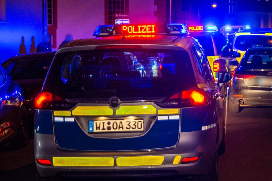Schüsse in Wiesbaden: Sieben Menschen festgenommen, Großaufgebot der Polizei