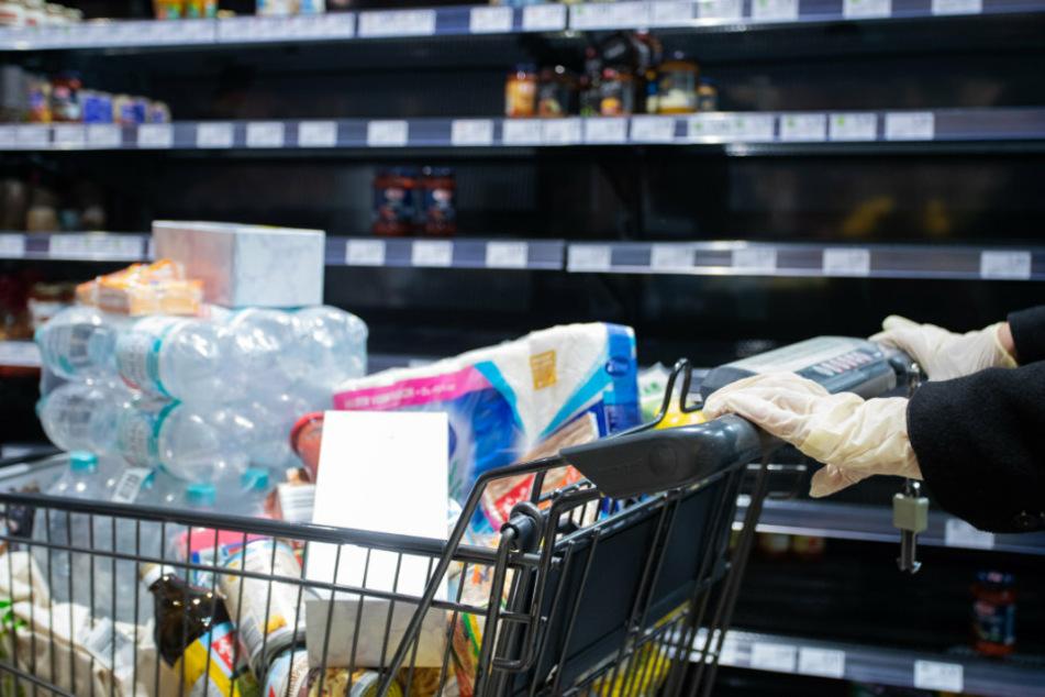 Corona-Hamsterkäufe: Werden Klopapier, Nudeln und Konserven wieder knapp?