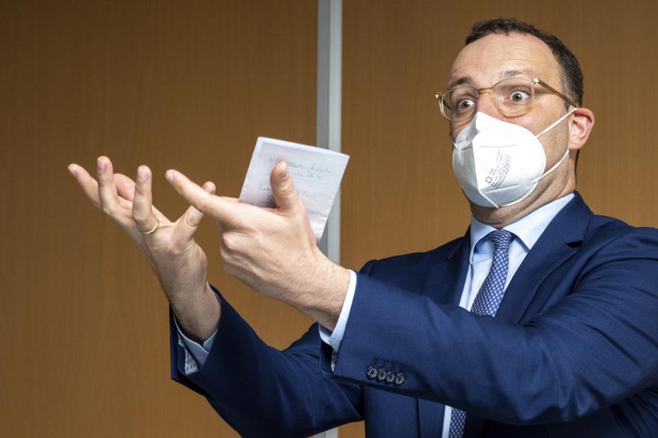 Jens Spahn (41, CDU) hält nichts von einer Impfpflicht.