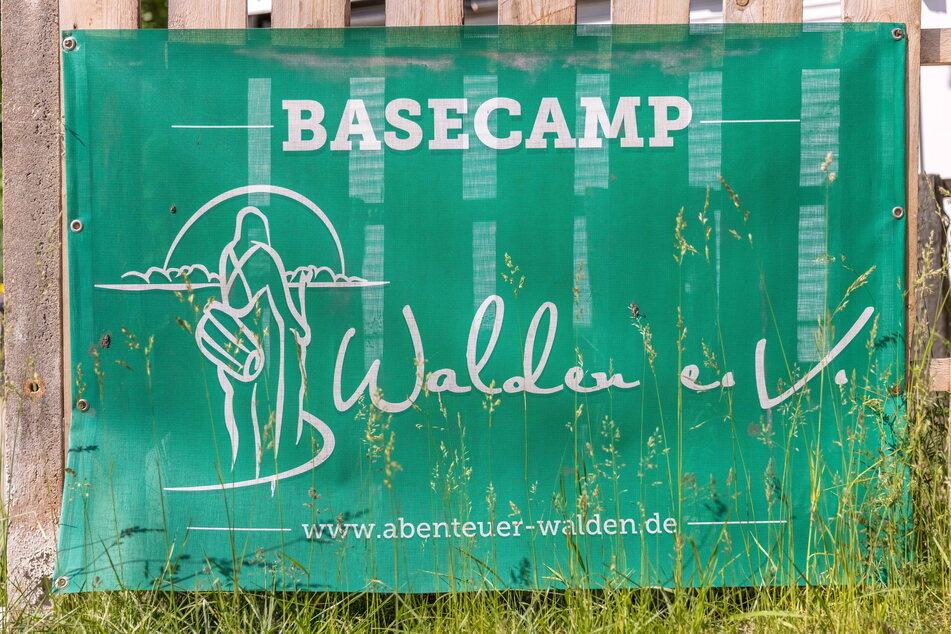 """In Euba hat der Verein """"Walden e. V."""" sein Basiscamp aufgeschlagen."""