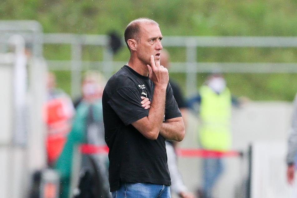 Muss FSV-Trainer Joe Enochs vorzeitig gehen?