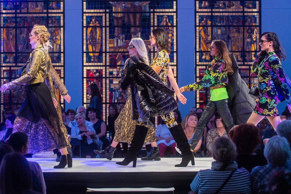 """Bis 2019 fanden Modenschauen im Rahmen der """"Fashion Night"""" noch im Bürgersaal des Rathauses statt."""