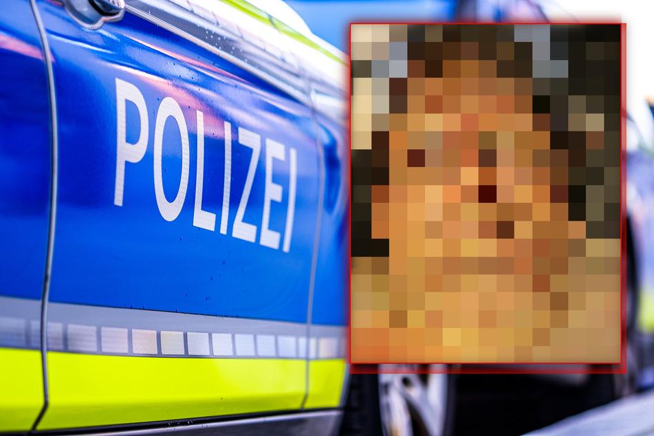 Leiche nach Bahnunfall entdeckt: Polizei fahndet mit Foto