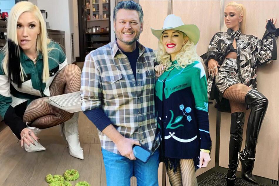 Gwen Stefani has bridal shower bash ahead of summer wedding with Blake Shelton