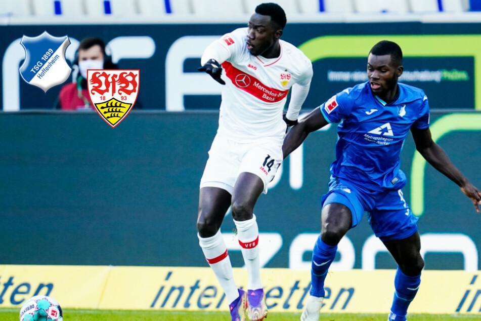 VfB-Wahnsinn in Hoffenheim! Kempf rettet Schwaben im allerletzten Moment