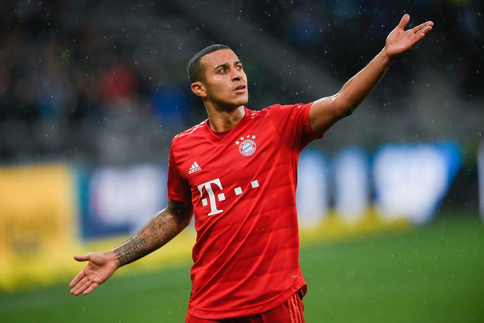 Thiago Alcântara (29) ist ein ganz spezieller Kicker im Ensemble des FC Bayern München - und könnte dies auch noch länger bleiben.