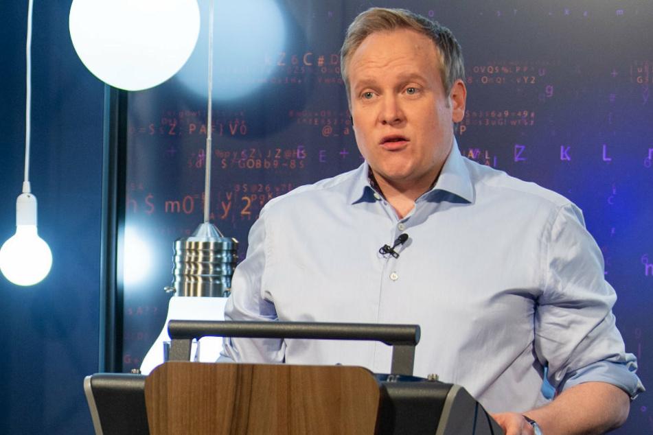 Tilman Kuban (33, CDU) ist seit März Bundesvorsitzender der Jungen Union (JU).
