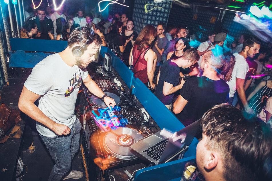 Gewann 2018 den Titel als Deutschlands bester DJ: Mr. Tone aus Frankfurt/Main im Blue Danceclub im Dresdner Zentrum.
