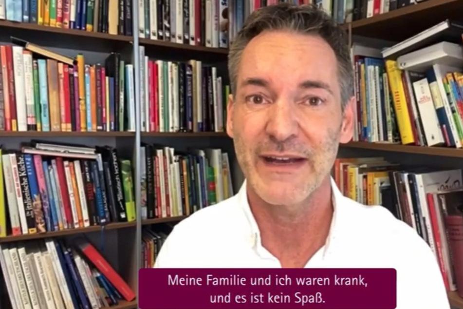 MDR-Fernsehkoch Christian Henze (53).
