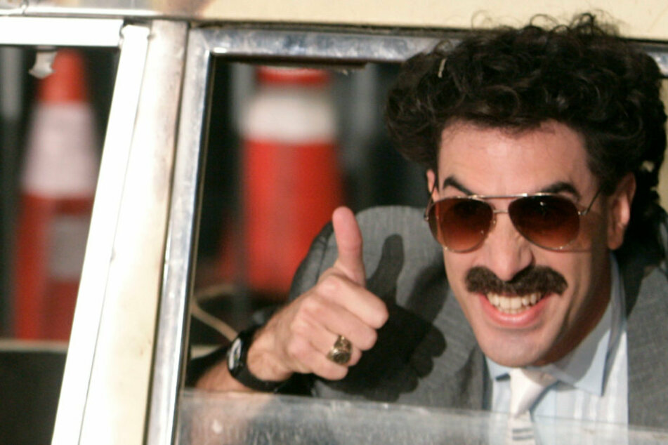 """Sacha Baron Cohen drehte heimlich """"Borat 2"""", dieser erscheint schon bald!"""