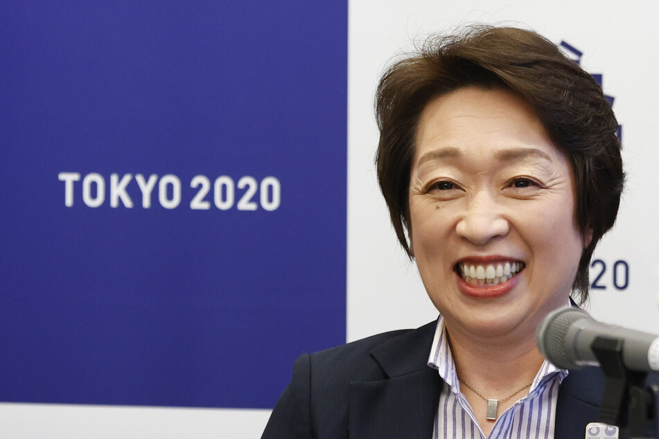 Olympia-Chefin Seiko Hashimoto (56) hofft auf einen reibungslosen Ablauf der Spiele.