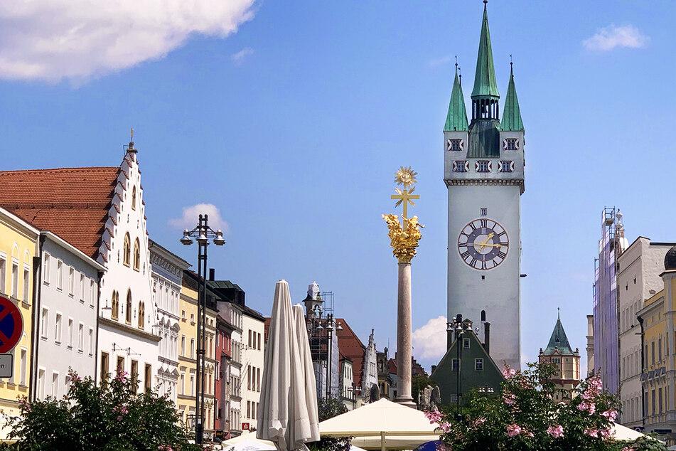 Die Stadt Straubing hält neben Schwabach und dem Landkreis Neumarkt in der Oberpfalz eine Inzidenz von Null.