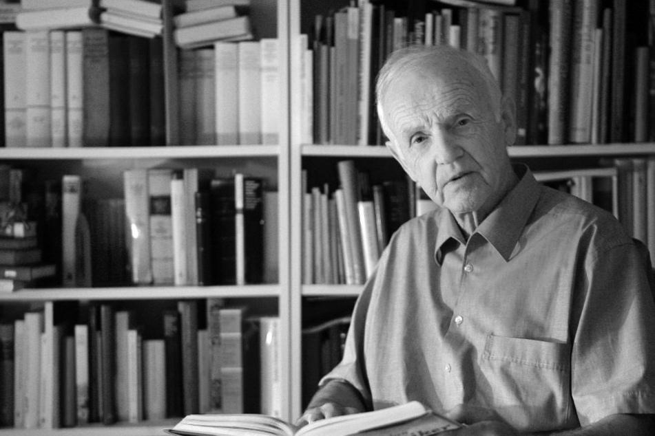 Schriftsteller Günter de Bruyn mit 93 Jahren gestorben