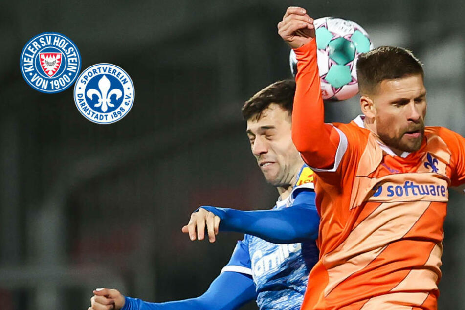 Pokal-Aus für SV Darmstadt 98 nach Elfmeter-Drama gegen Holstein Kiel