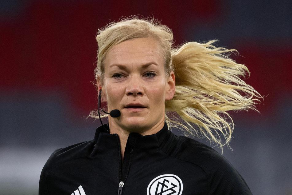 Wird Ex-Schiedsrichterin Bibiana Steinhaus-Webb (42) neue Präsidentin?