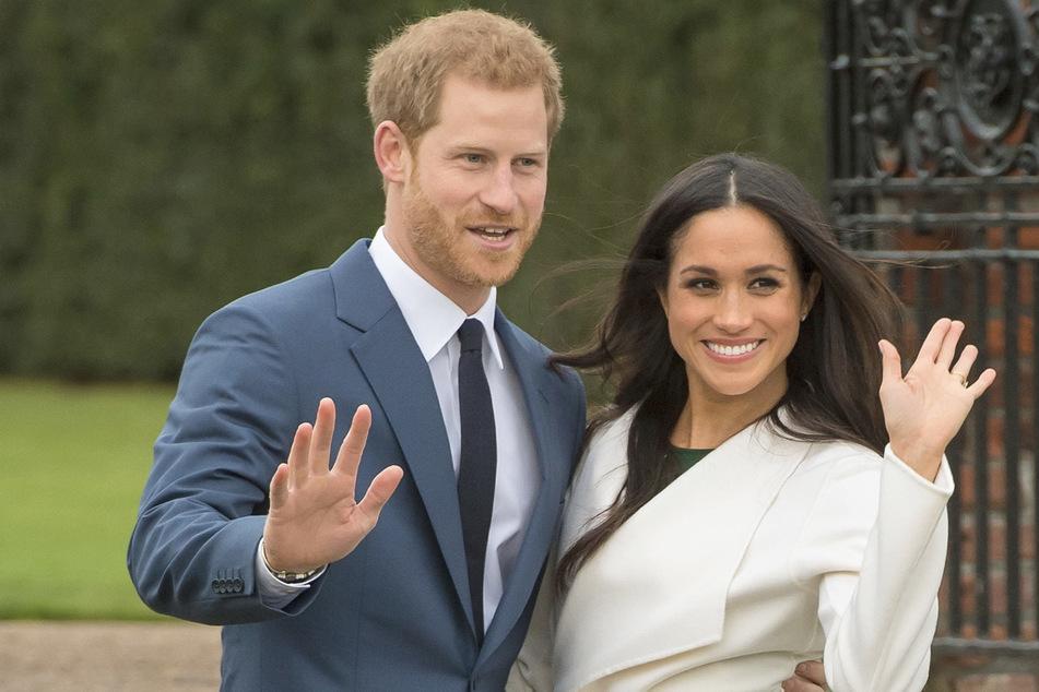 Prinz Harry (36) und Herzogin Meghan (39) haben erneut ein Baby bekommen. (Archivbild)