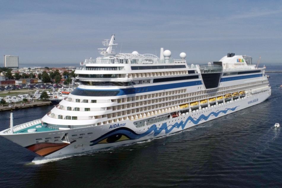 Aida Cruises verschiebt Start der Kreuzfahrt-Saison erneut