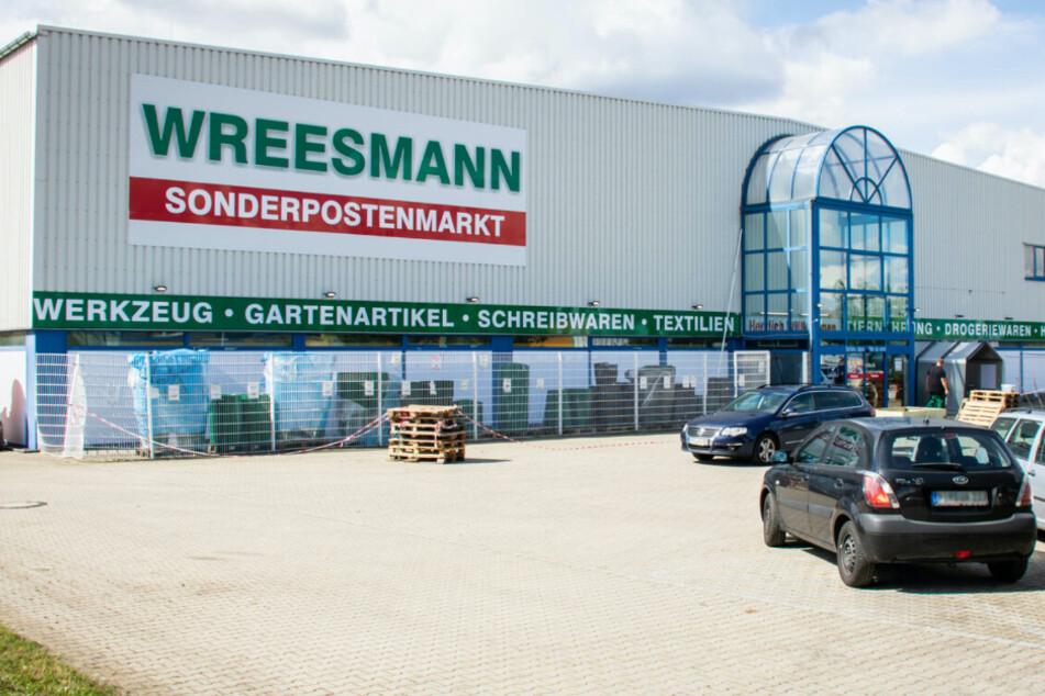 Spannende Angebote zur Wiedereröffnung von Wreesmann in Pirna!
