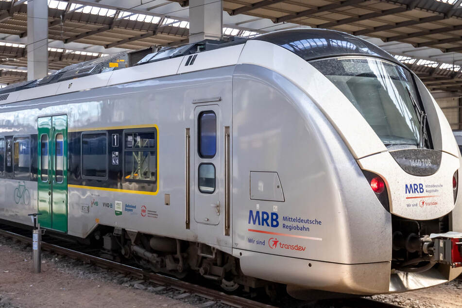 Bei der Mitteldeutschen Regiobahn (MRB) kommt es auf der Linie RB 34 in der nächsten Woche zu Fahrplanänderungen.