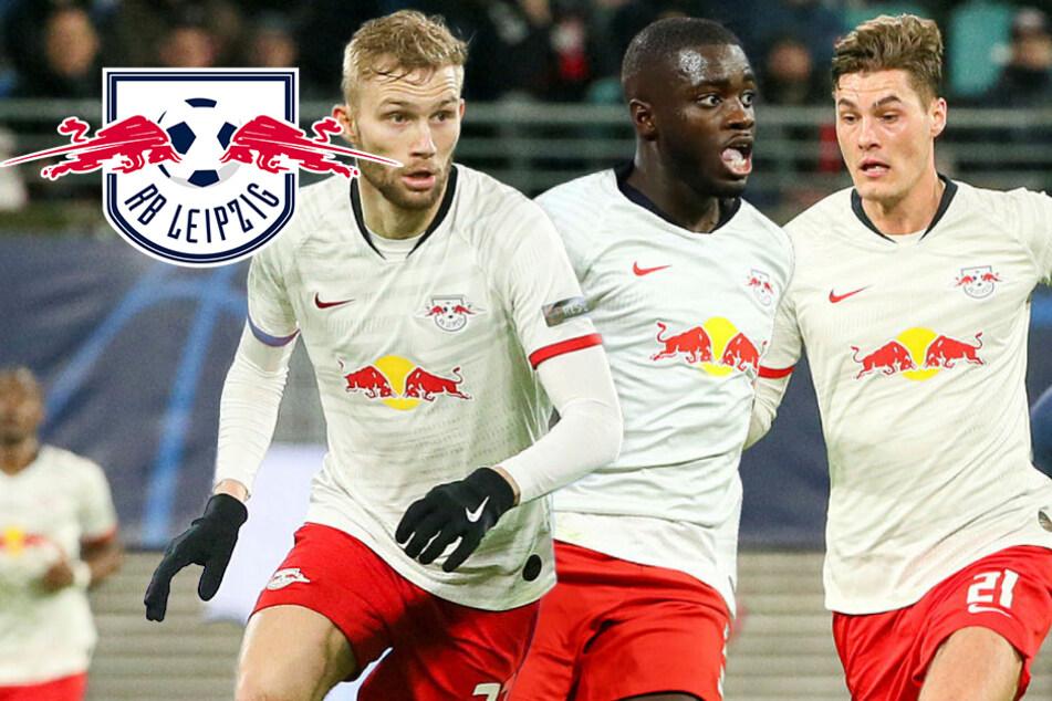 RB Leipzig hätte in erstem Geisterspiel auf mehrere Spieler verzichten müssen