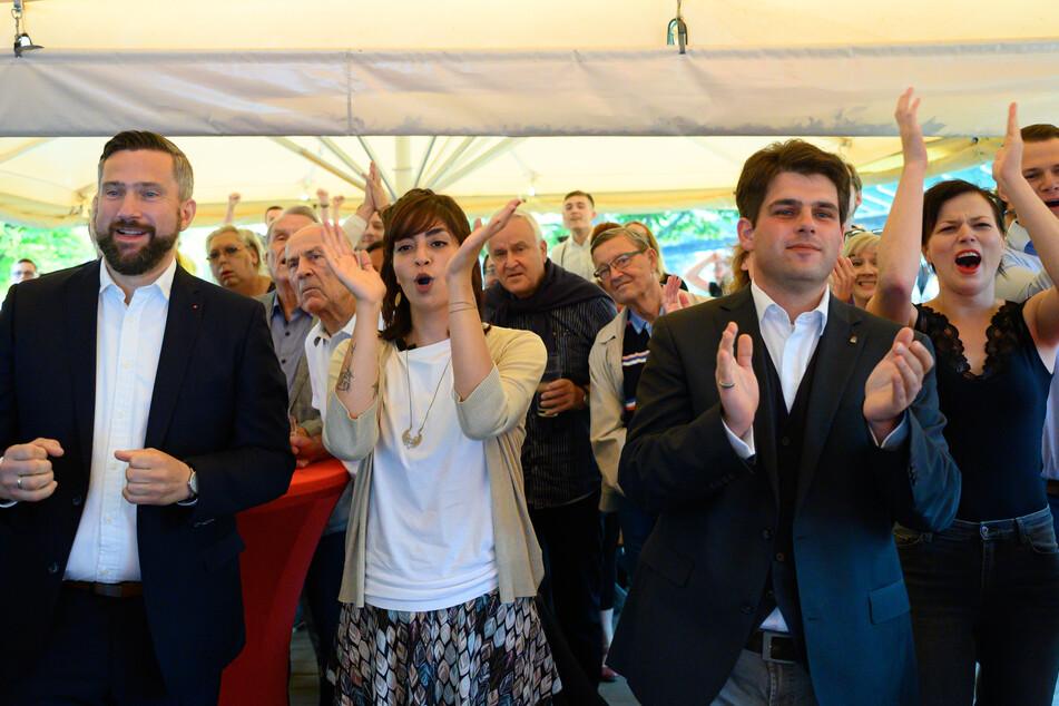 """Wahl-Reaktionen aus Sachsen: SPD sieht sich als """"Gewinner dieses Abends"""""""