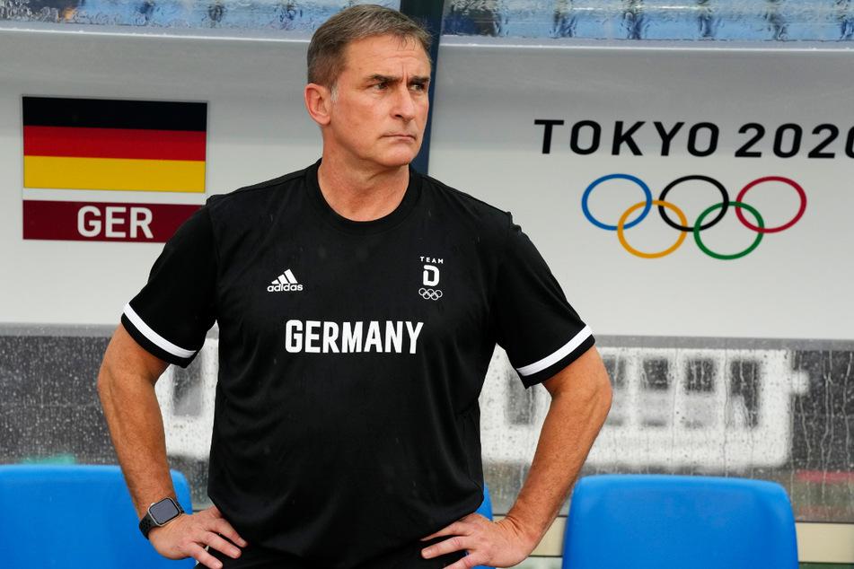 Stefan Kuntz (58) war mit der deutschen Auswahl im Sommer bei Olympia in Tokio.
