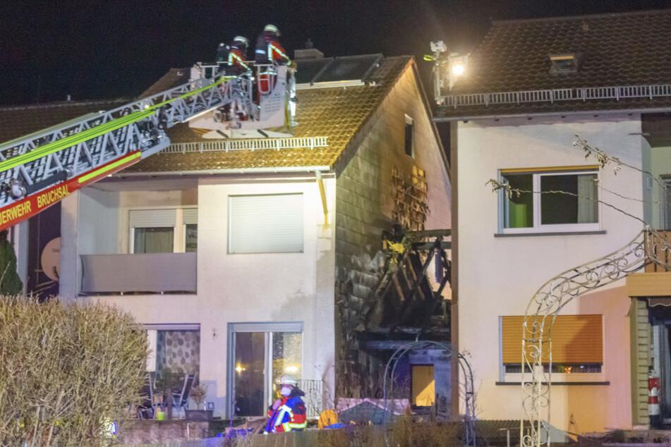 Brand mit Folgen: Zwei Wohnhäuser nach Feuer unbewohnbar