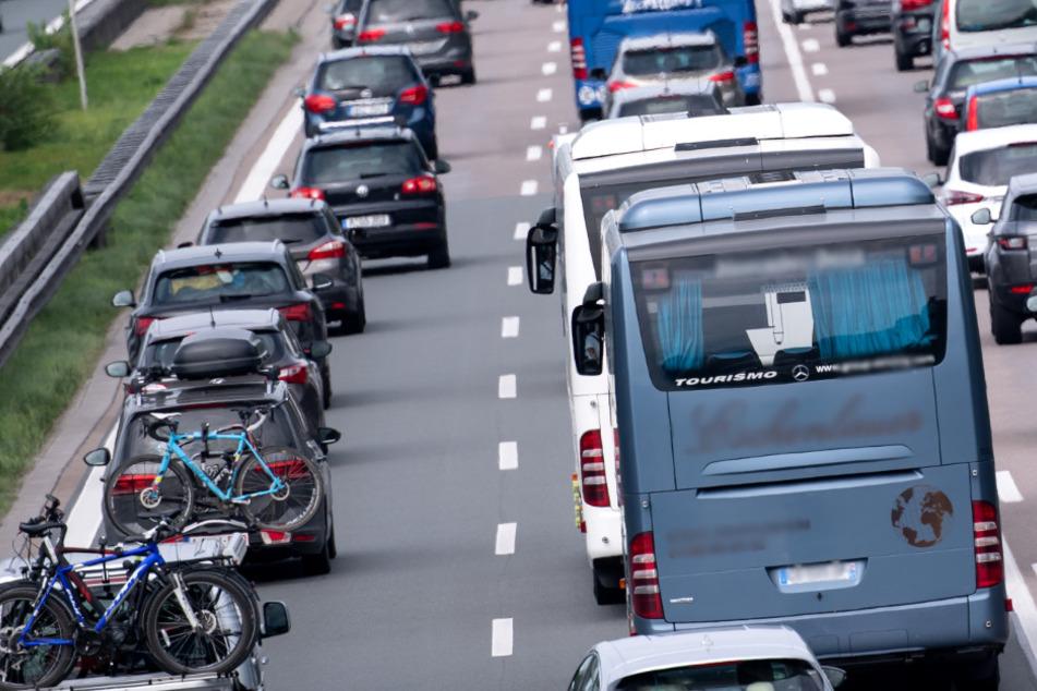 Insgesamt wurden rund 50 000 Untersuchungen ausgewertet, die bei Bussen jedes Jahr vorgeschrieben sind. (Symbolbild)