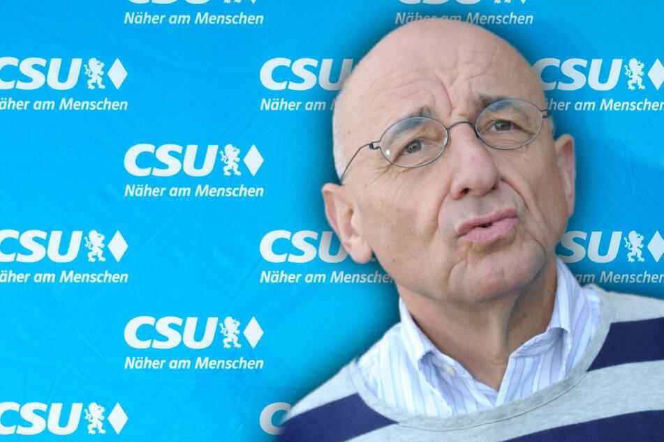 Alfred Sauter (70) ist weiterhin Mitglied der CSU.