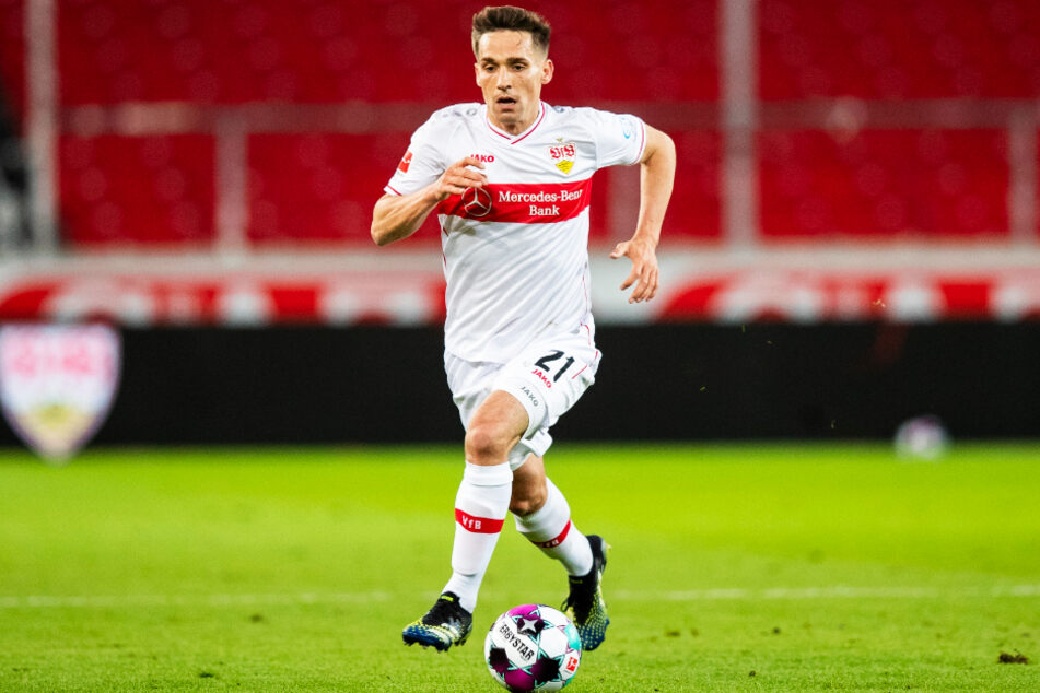 Schalke 04 soll an einem Transfer von VfB-Mittelfeldspieler Philipp Klement (28) arbeiten.