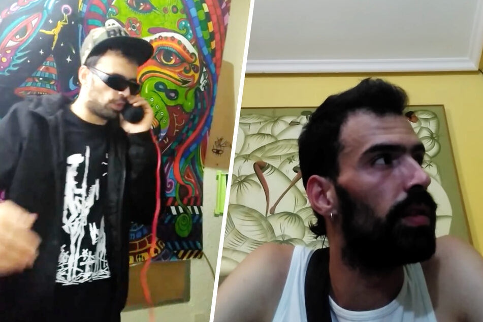 Hat dieser Rapper seinem Mitbewohner wirklich den Penis abgeschnitten?
