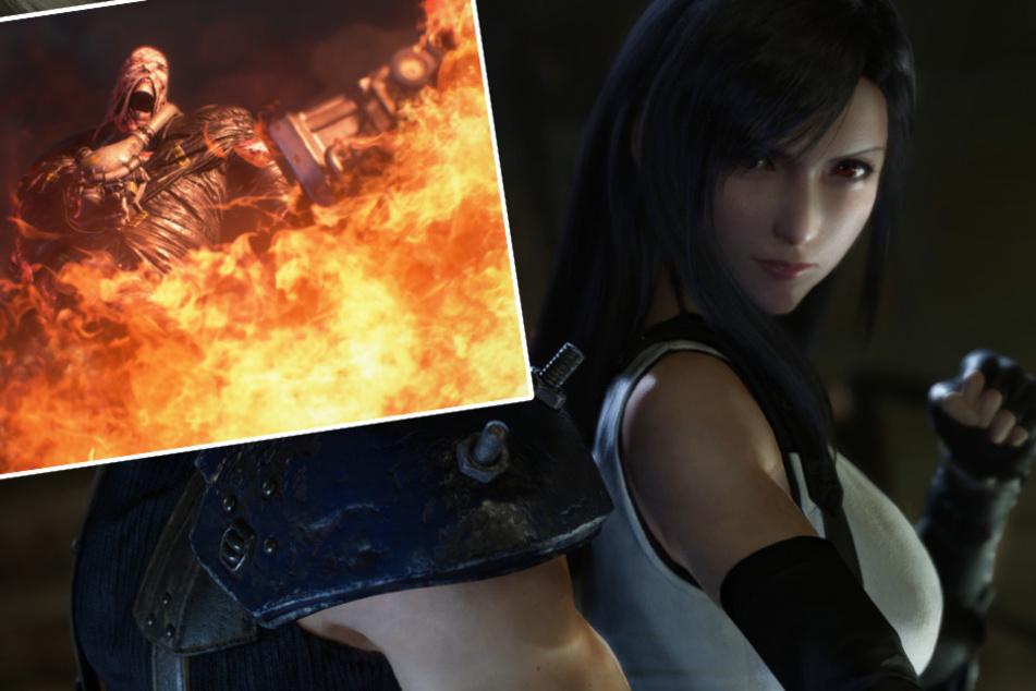 """""""Final Fantasy"""", """"Resident Evil"""", """"MotoGP"""": Diese Spielekracher erwarten euch im April"""