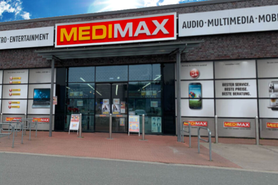 Dieser MEDIMAX startet am Samstag (10.4.) einen großen Räumungsverkauf
