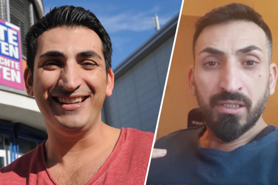 Ex-GZSZ-Star Mustafa Alin schleust sich in Krankenhaus, um Corona-Lügen aufzudecken