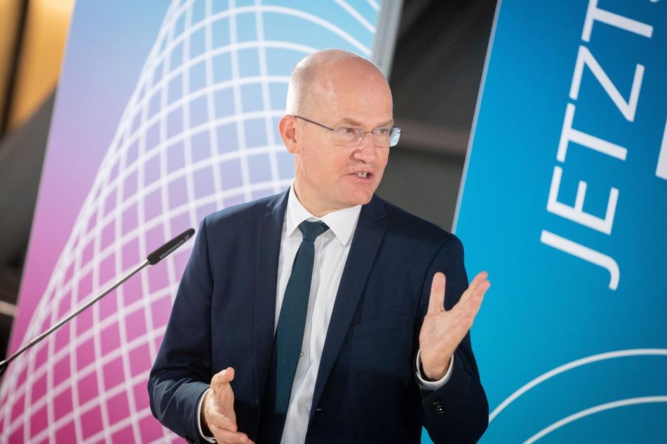 Ralph Brinkhaus (CDU) ist der Vorsitzende der CDU/CSU-Bundestagsfraktion.