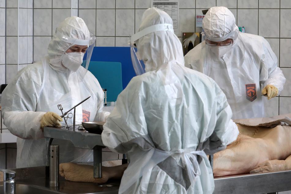 Zahl der Corona-Toten zu hoch? Rechtsmediziner fordert mehr Obduktionen