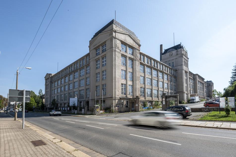 Seit Jahren wartet die Wanderer-Fabrik an der Zwickauer Straße vergeblich auf ein neues Nutzungskonzept.