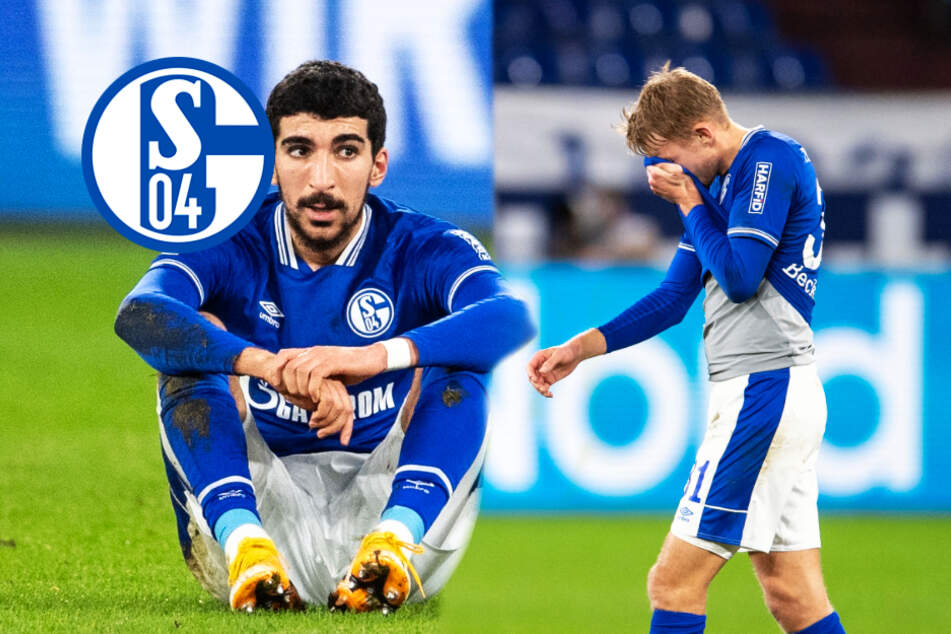"""Schalke-Fans nach bitterer Pleite gegen Köln am Boden zerstört: """"Abstieg besiegelt""""!"""