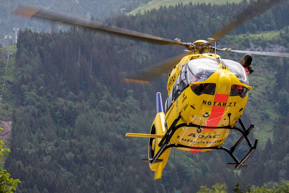Tödliches Drama in den Alpen: 53-Jährige stürzt 400 Meter in die Tiefe