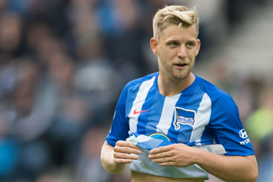Arne Maier könnte Hertha BSC noch verlassen.
