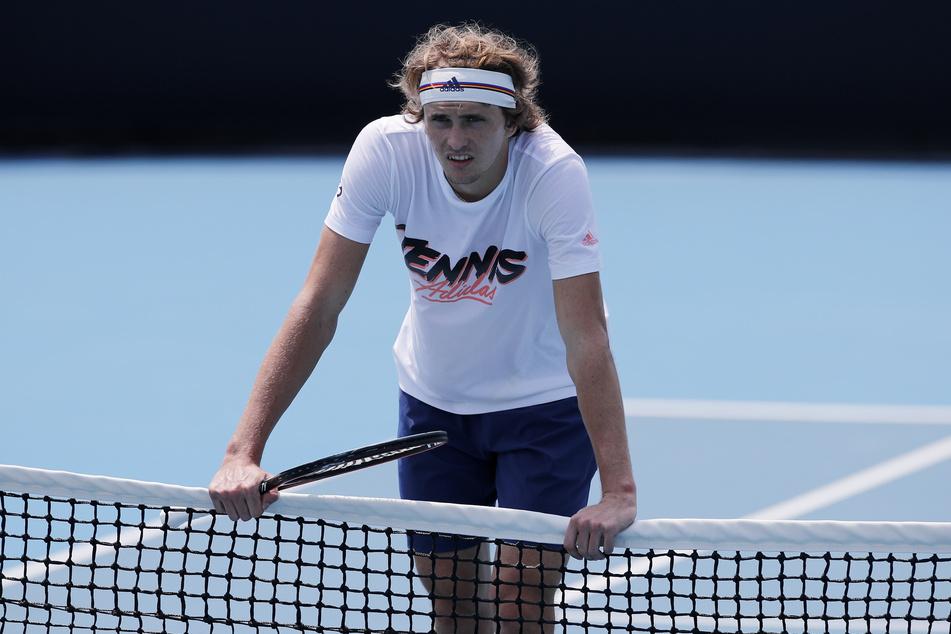Nach Party-Eklat: Fliegt Tennisstar Zverev jetzt aus dem Turnier?