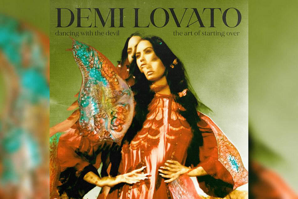 """Das neue Album """"Dancing with the Devil...The Art of Starting Over"""" von Demi Lovato erscheint am 2. April 2021."""