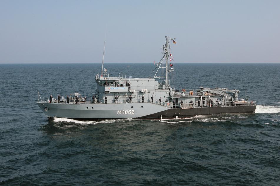 Kriegsschiff kehrt nach monatelangem Einsatz in Heimathafen zurück
